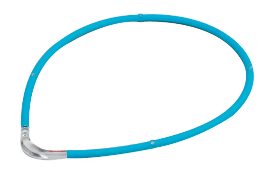 RAKUWA磁気チタンネックレスS-||